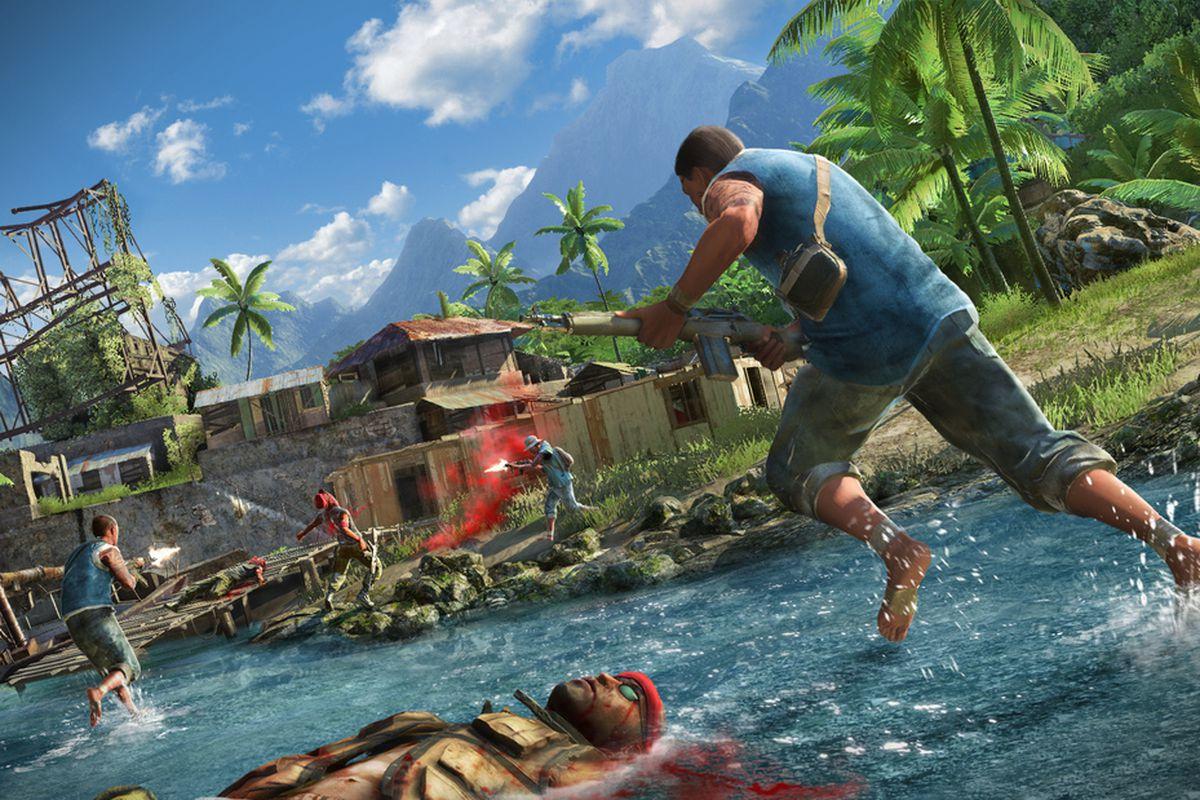 تحميل لعبة far cry 3 تورنت