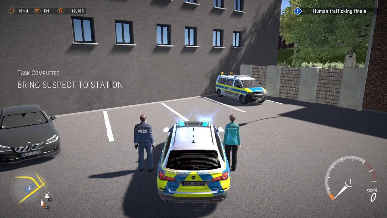 police simulator تحميل