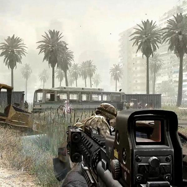 تحميل لعبة Call Of Duty Modern Warfare Remastered كول اوف
