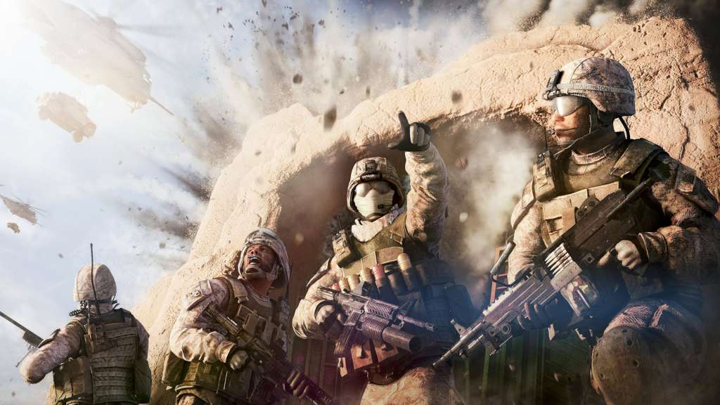 تحميل لعبة medal of honor warfighter مضغوطة