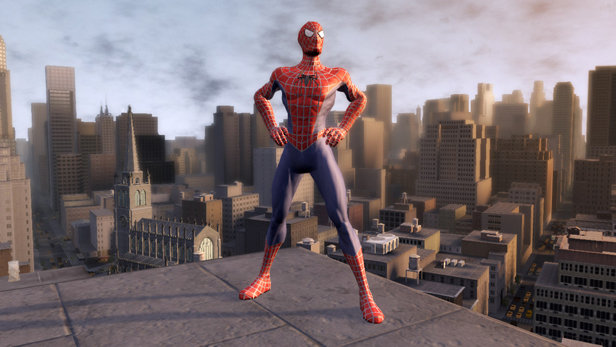 تحميل لعبة Spider Man 3 سبايدر مان 3 برابط مباشر ميديا فاير مضغوطة بحجم  صغير - حمل لعبة