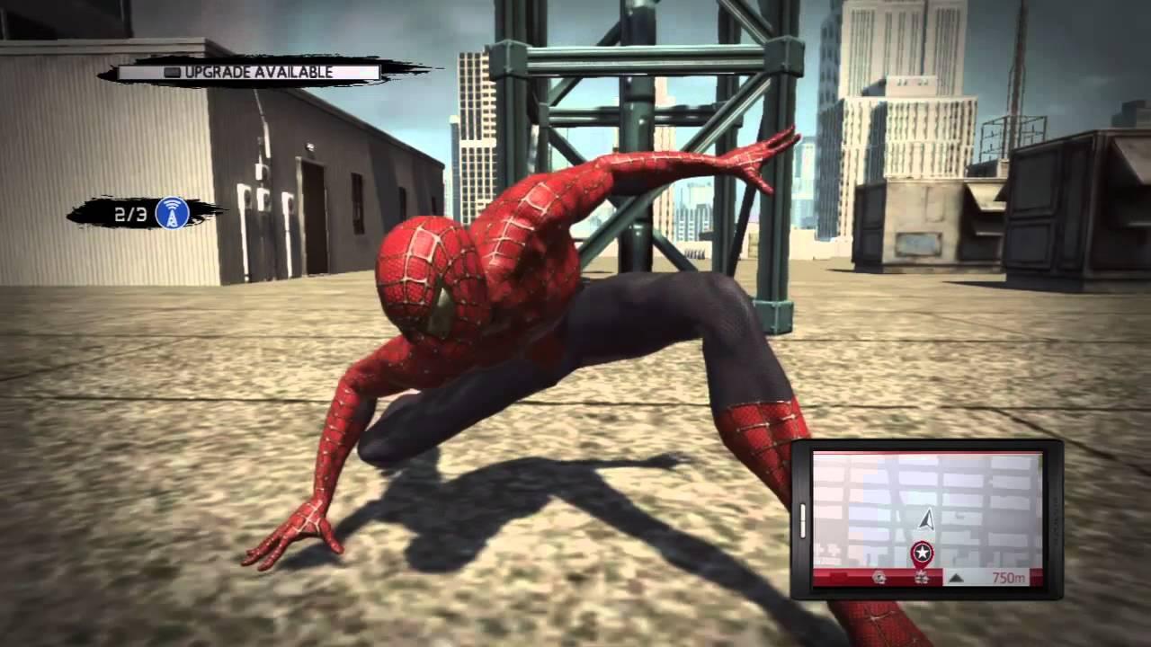 تحميل لعبة The Amazing Spider Manبرابط ميديا فاير مضغوط بحجم صغير