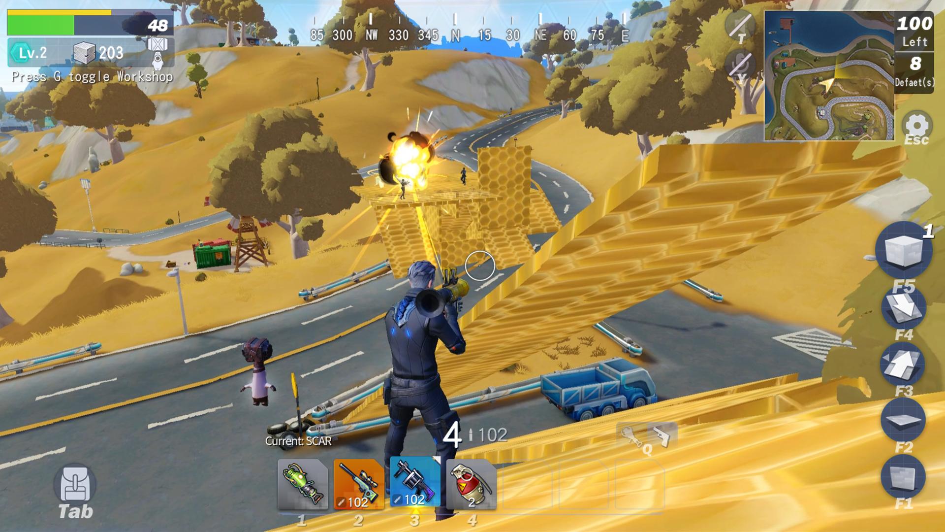 رابط مباشر لـ تحميل لعبة Creative Destruction على الكمبيوتر مجانًا