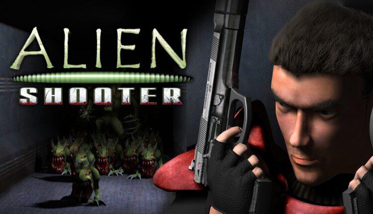 تحميل لعبة alien shooter 4 كاملة مجانا